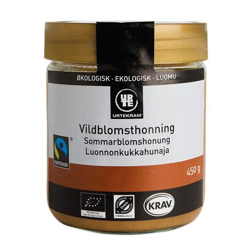 Vildblomst honning Fair Trade Ø - 450 g