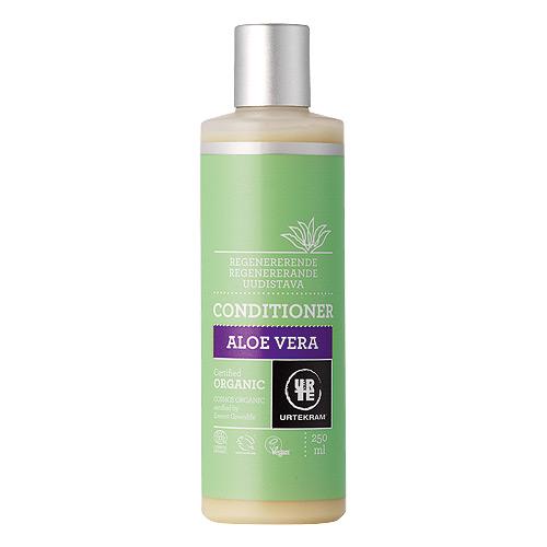 Aloe-Vera balsam regenererende Urtekram - 250 ml.