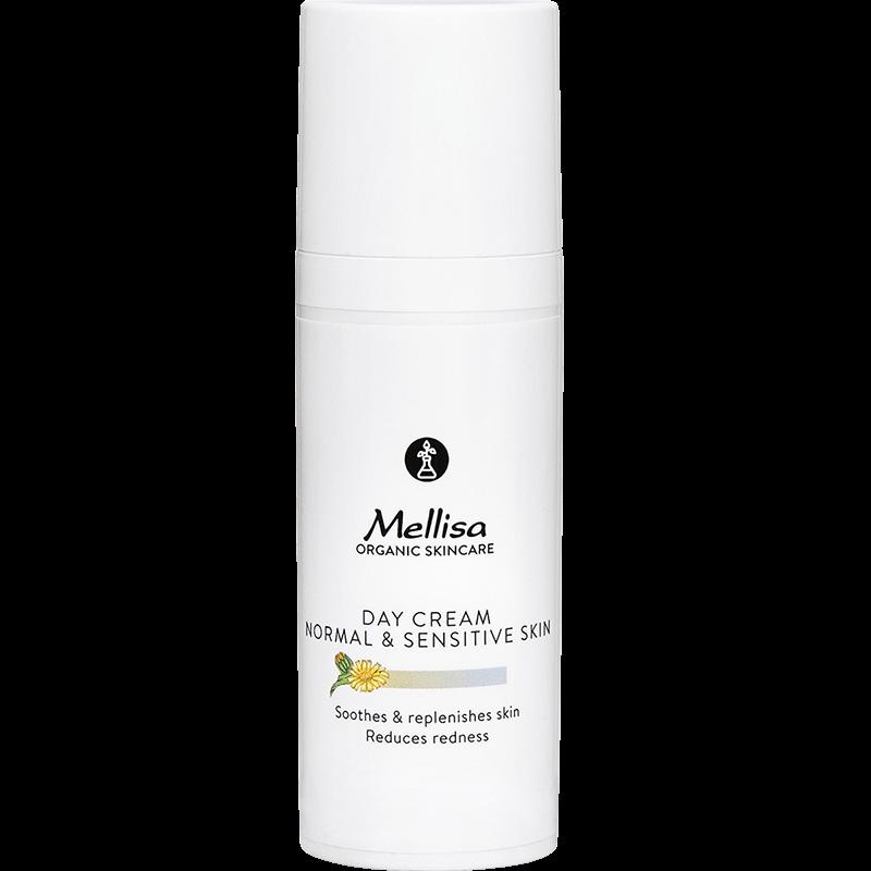 Mellisa Dagcreme morgenfrue normal hud - 50 ml.