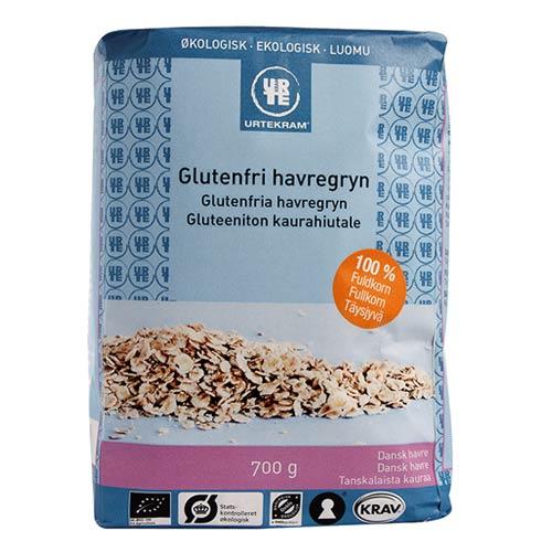 Image of Havregryn glutenfri øko fra Urtekram - 700 gram