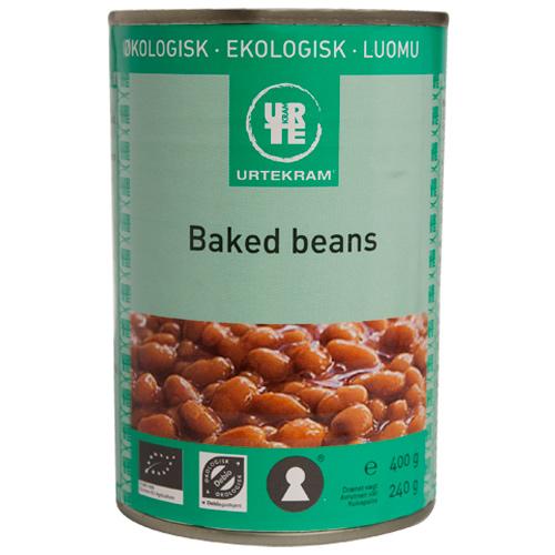 Baked beans på dåse Økologiske - 400 gram