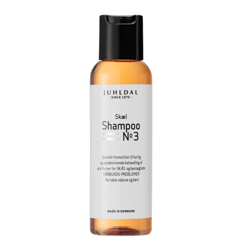 Image of   Juhldal Skælshampoo no.3 - 100 ml.