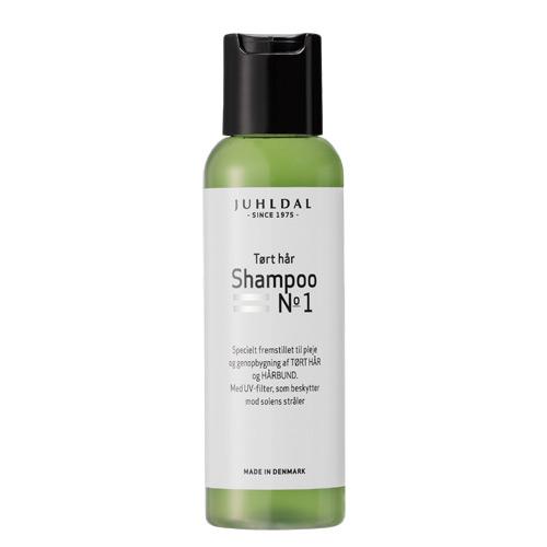 Image of   Juhldal Shampoo Nr. 1 med solfilter - 100 ml