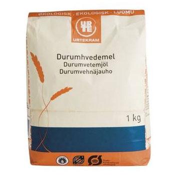 Durum hvedemel Økologisk - 1 kilo