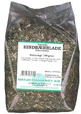 Image of   Hindbærblade Natur Drogeriet - 100 gram