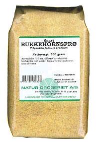 Image of   Bukkehornsfrø knust - 500 gram