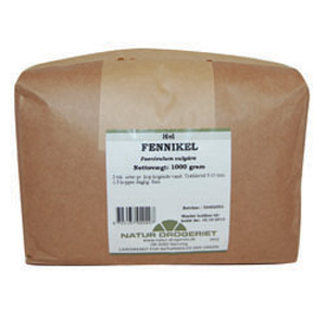 Image of   Fennikel hel Natur Drogeriet - 1 kg.