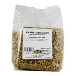 Image of   Kamilleblomst fra Naturdrogeriet - 100 gram