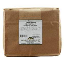 Image of   Lakridsrod skåret - 1 kg.