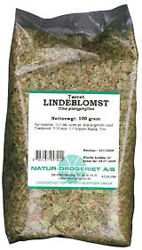 Image of   Lindeblomst fra Natur Drogeriet - 100 gram