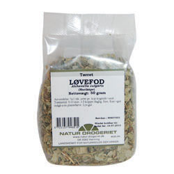 Image of   Løvefod fra Natur Drogeriet - 50 gram