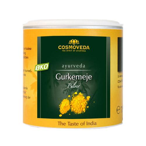 Image of   Gurkemeje pulver økologisk - 90 gram