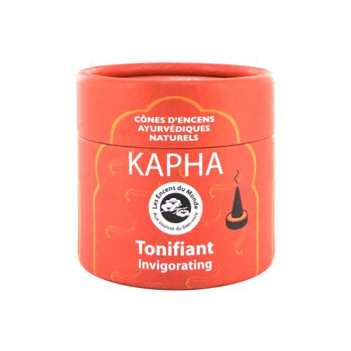 Image of   Kapha Cones ayurvedisk røgelse 15 stk. Ø