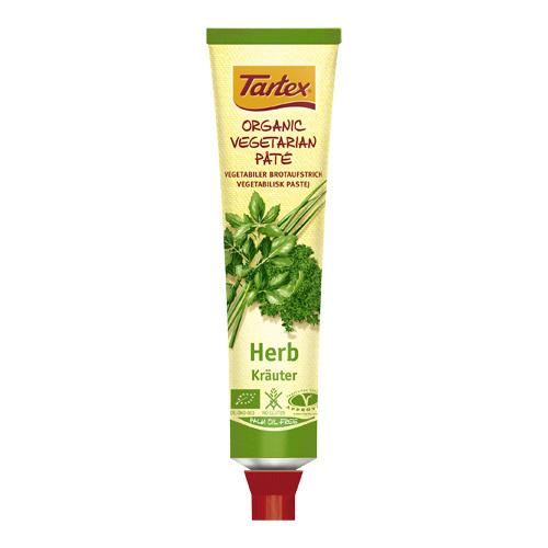 Tartex med urter økologisk - 200 gram