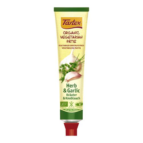 Billede af Tartex med urter og hvidløg - 200 gram