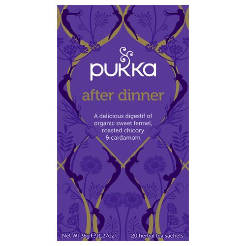 Image of Pukka After Dinner Te Økologisk - 20 breve