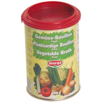 Image of Morga gærfri grøntsagsbouillon - 400 gram