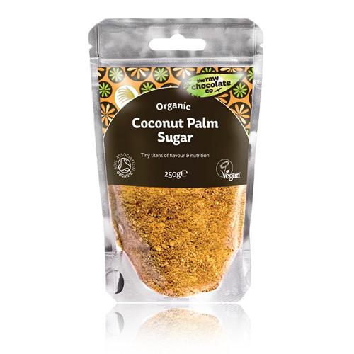Image of Coconut sugar kokos palmesukker Ø - 250 g
