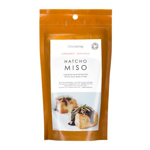 Miso Hatcho lavet af soyabønner Øko. - 300 gram