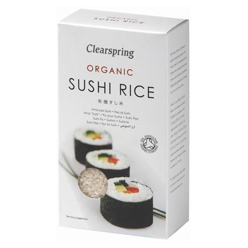 Sushi ris Økologiske - 500 gram