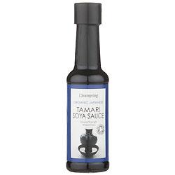 Tamari fra Clearspring Glutenfri Økologisk 500 ml.