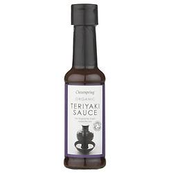 Teriyaki Sauce Økologisk - 150 ml.