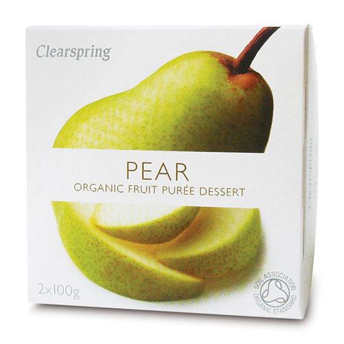 Image of Frugtpuré pære Økologisk - 200 gram