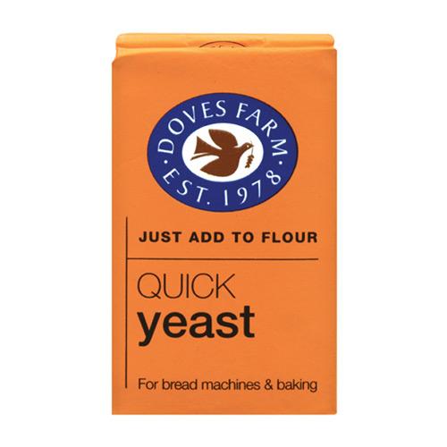 Image of Tørgær glutenfri fra Doves - 125 gram
