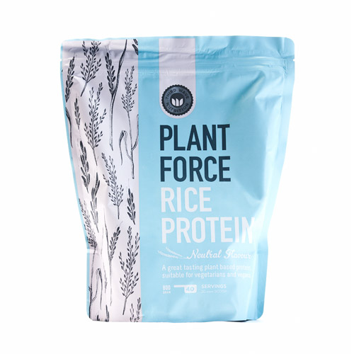 Risprotein Plantforce - Neutral 800 gram