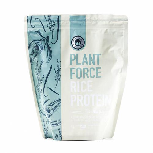Plantforce risprotein fra Netspiren