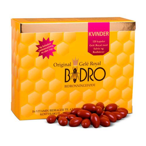 Image of Bidro til kvinder - 120 kapsler