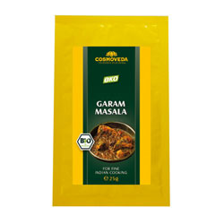 Image of   Garam Masala Økologisk krydderi - 25 gram