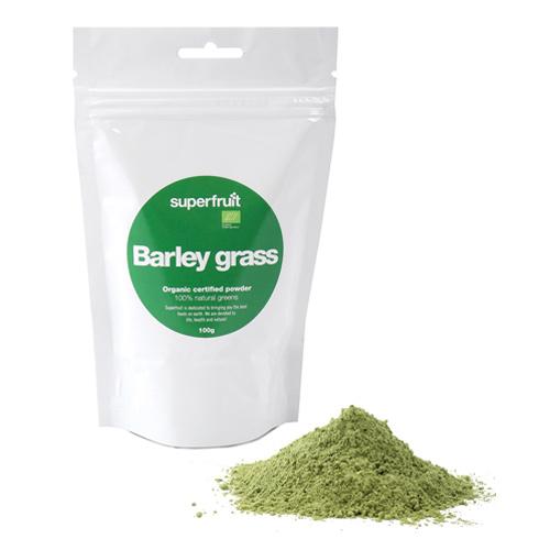 Barleygrass pulver Økologisk - 100 gram