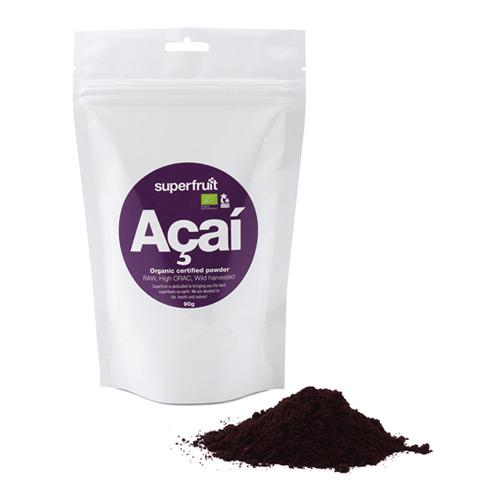 Image of   Acai pulver - 90 gram