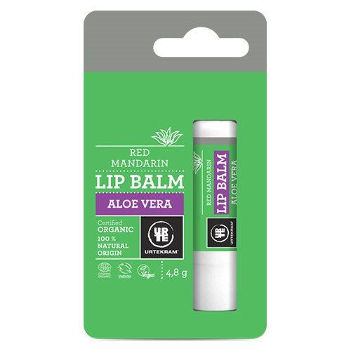 Urtekram Lip balm Aloe Vera - 1 stk
