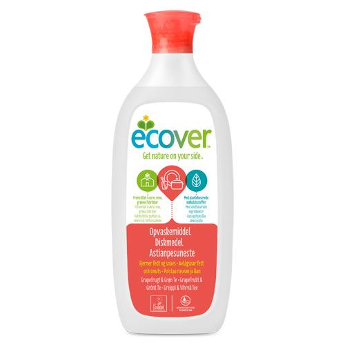 Ecover opvask grape/green - 500 ml.