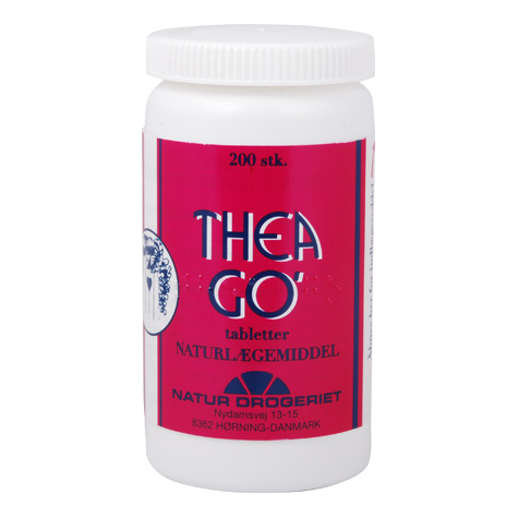 Image of Thea Go 280 mg - 200 tabletter