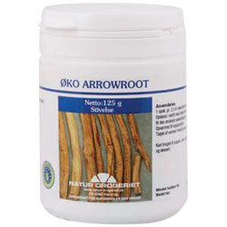 Image of Arrowroot Økologisk - 125 gram