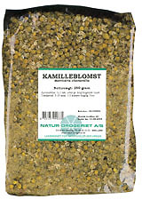 Image of   Kamilleblomst fra Natur Drogeriet - 250 gram