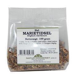 Image of   Marietidsel hel - 100 gram