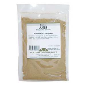 Image of   Anis pulver - 100 gram