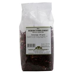 Image of   Hibiscus hel fra Natur Drogeriet - 125 gram