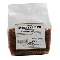 Image of   Hybenskaller halve Natur Drogeriet - 100 gram