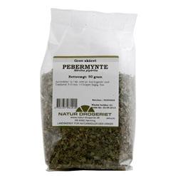 Image of   Pebermynte groft skåret Natur Drogeriet - 50 gram