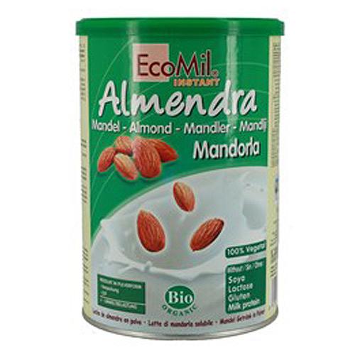 Image of   Instant mandeldrik i pulverform Ecomil Ø 400 gram
