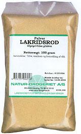 Image of   Lakridsrod pulver - 100 gram