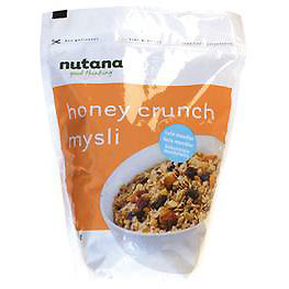 Image of   Mysli HoneyCrunch Nutana - 650 gram