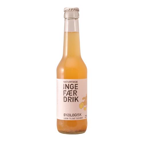 Ingefærjuice Naturfrisk Økologisk 275 ml.