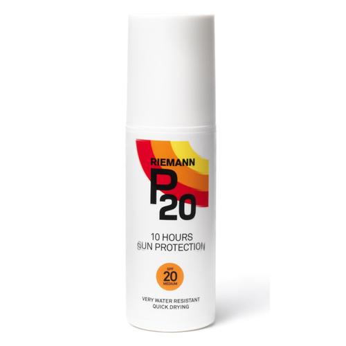 Image of Riemann P20 Solbeskyttelse SPF 20 spray - 100 ml.