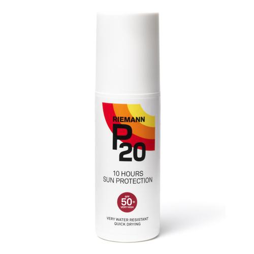 Image of   Riemann P20 Solbeskyttelse SPF 50+ spray - 100 ml.